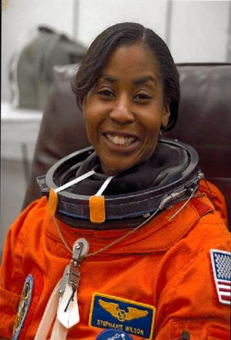 stephanie wilson astronaut - photo #8