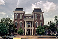 Bullock County Courthouse Wikimedia image