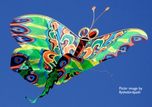 kite by flythebirdpath