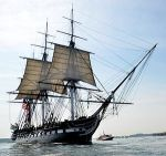 USS Constitution Wikimedia image