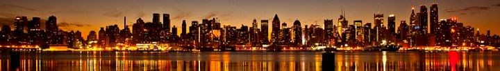 New York City Skyline Photo courtesy of Wikimedia Commons