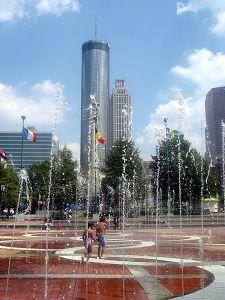 Atlanta, GA Centennial Park