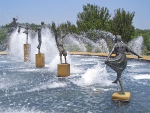Childrens Fountain, Kansas City, MO