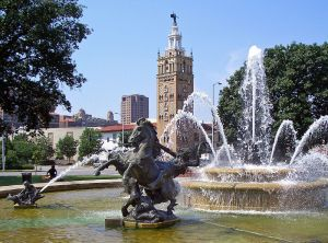 Nicholas Fountain, Kansas City, MO