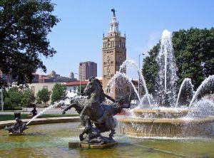 Nicholas Fountain, Kansas City, MO