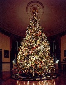1995 White House Christmas Tree