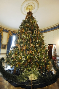 2011 White House Christmas Tree