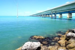 The Florida Overseas Highway was but a dream at one time . . . Flickr Image