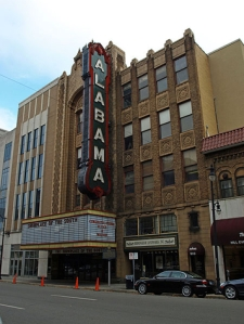 Alabama Theatre, cy 2011, Bhama Wiki photo