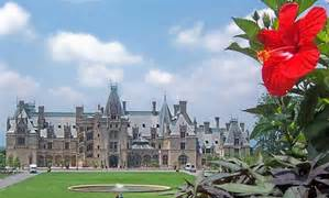 Biltmore House during Biltmore Festival of Flowers - image by smarterdestinations.com