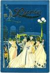 1921 Lyric Theatre Program