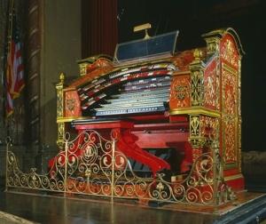 Majestic Wurlitzer Organ